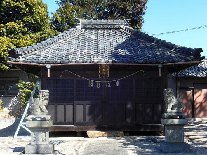 鹿島神社(柏原町)