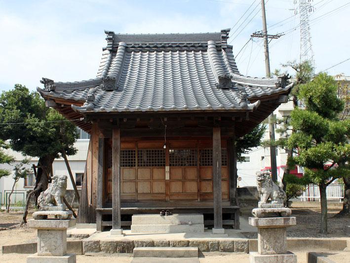 八柱神社(旭町)