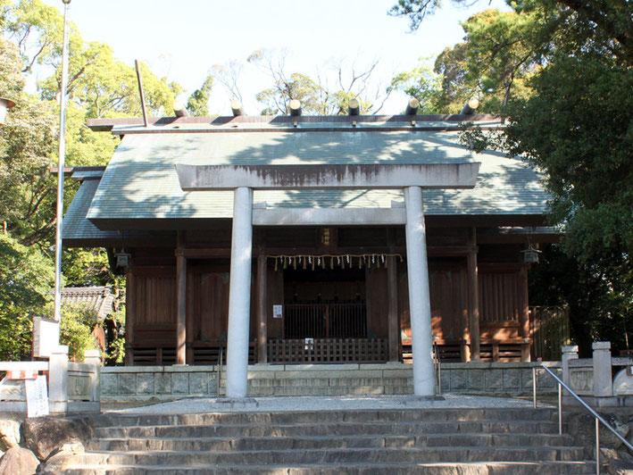 神明神社(三谷町)