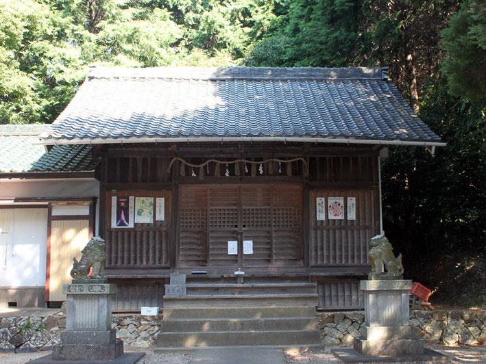若宮神社(豊岡町)