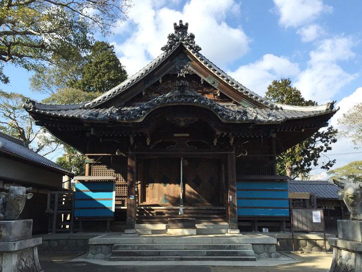天満神社(形原町)