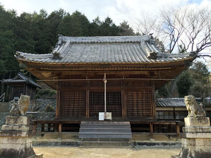 秋葉神社(金平町)