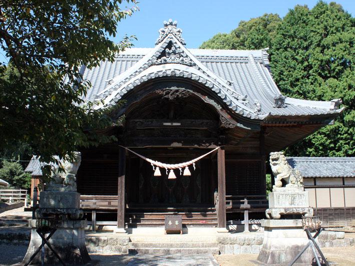 八幡社(五井町)