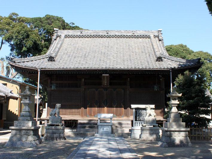 素戔嗚神社(大塚町)