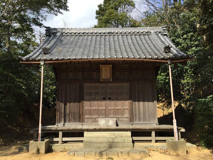 神明社(竹谷町)