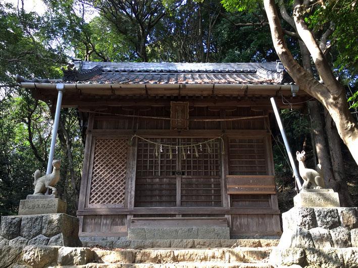 稲荷神社(鹿島町)