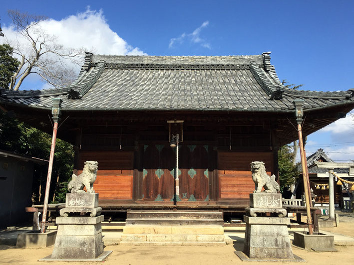 鹿島神社(鹿島町)