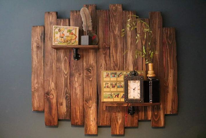 Wandbord Steigerhout Gamma.Dagboek Safari Kenia Lifestyle Blog Deurloo Design