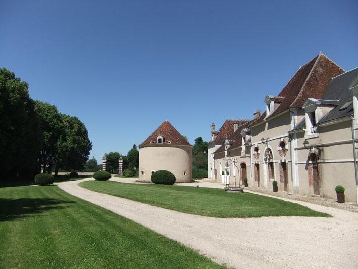 Mariage seminaire auxerre site de chateauvillefargeau for Piscine auxerre tarif
