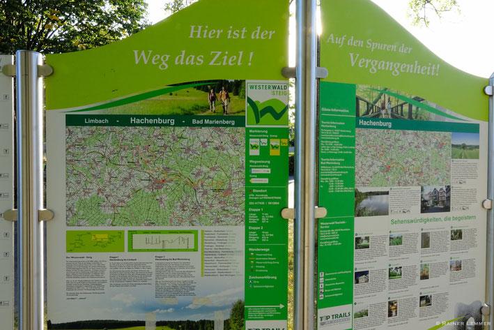 WW-Steig Etappe 9  Astert - Kloster Marienstatt