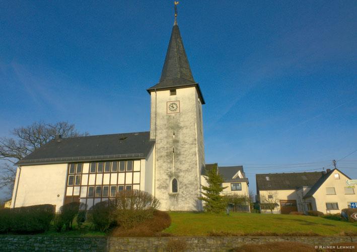 Dreifaltigkeitskirche Dreifelden