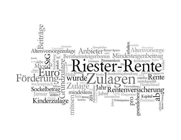 Macht die Riesterrente Sinn? - Riesterrente checken - Riester Beratung Rüsselsheim