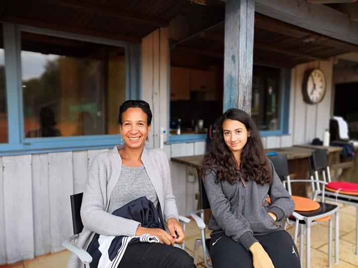 Jugendwart: Lorette Nowatzki; Nachwuchstrainerin: Lena Nowatzki