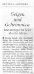 General-Anzeiger 20.12.11