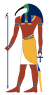 古代エジプトの知恵の神様「とと神」