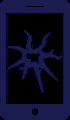 Display Schaden Handy, Logo