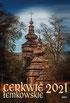 Cerkwie łemkowskie Kalendarz na 2021 rok