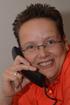 Karin Lösch macht Betriebsvergleiche für Bioläden