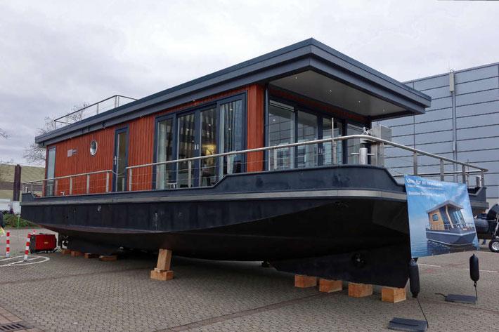 CRUISING HOME auf der boot in Düsseldorf