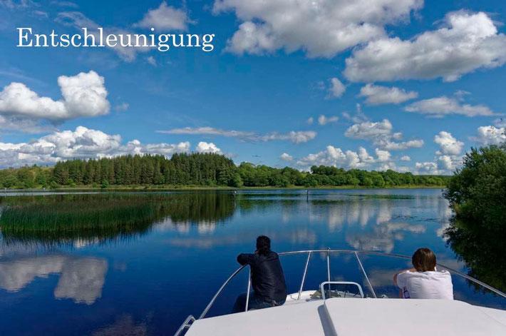 Faszination Hausbootfahren - Zeit gewinnt eine andere Bedeutung