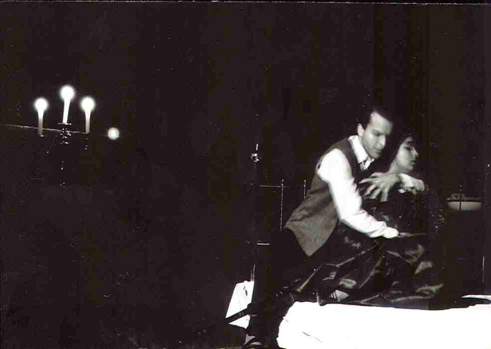 Susana San Juan, Sala de Barricas de Santo Tomás, 1993