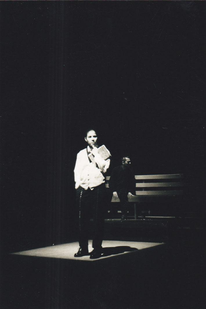 LOS NEGROS PÁJAROS DEL ADIÓS, MONTERREY N.L. 1997