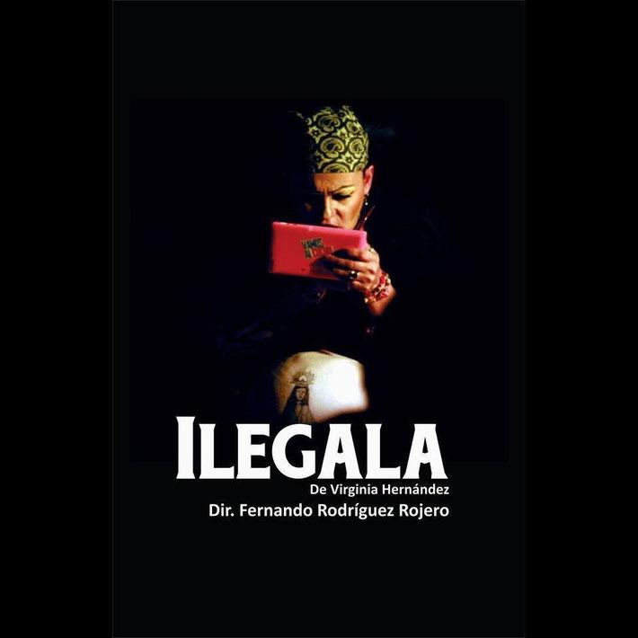 ILEGALA LONDRES 2014