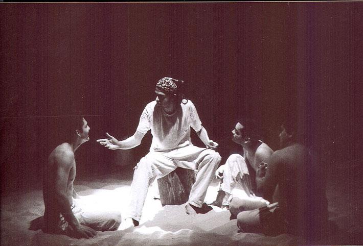 LOS NIÑOS DE SAL, HERMOSILLO SON. 1996