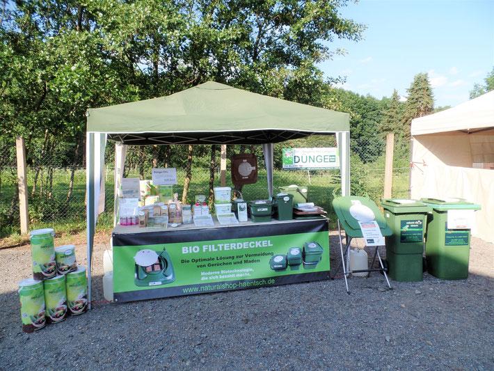 Hoffest bei der Agrargenossenschaft in Sohland/Spree im Juni 2017