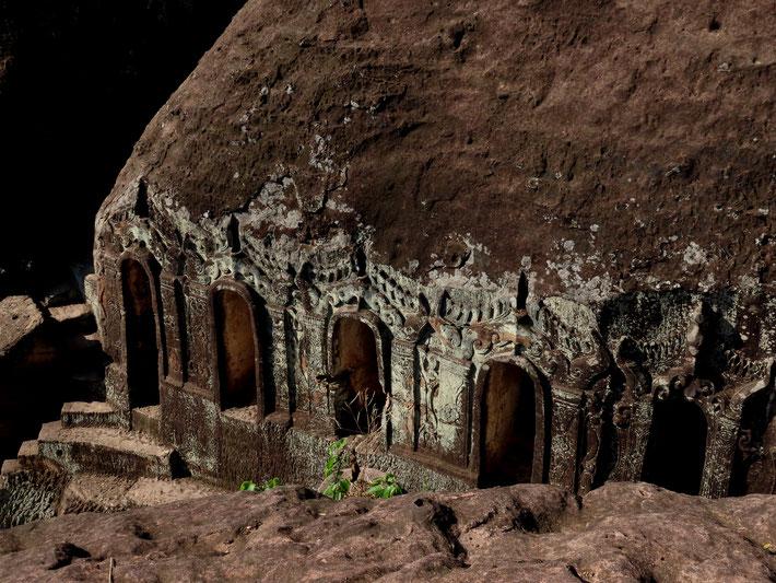 Höhlen bei  Hpo Win Daung