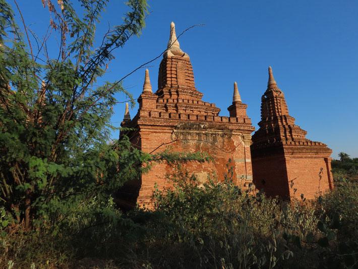 Sein Nyet Ama Pagoda in Bagan