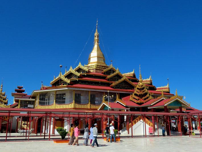 Phaung Daw U-Pagode