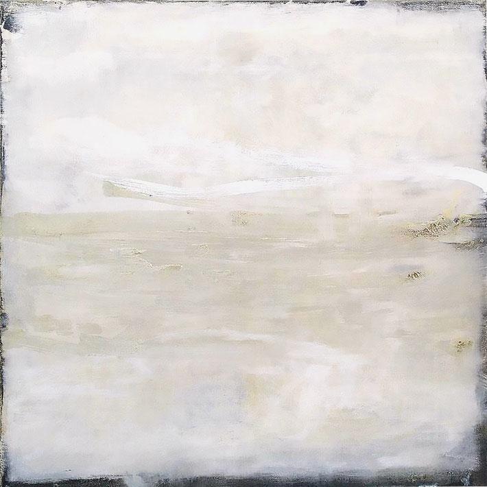 fineart, Kunst, Malerei, minimal art, Mischtechnik, Leinwand