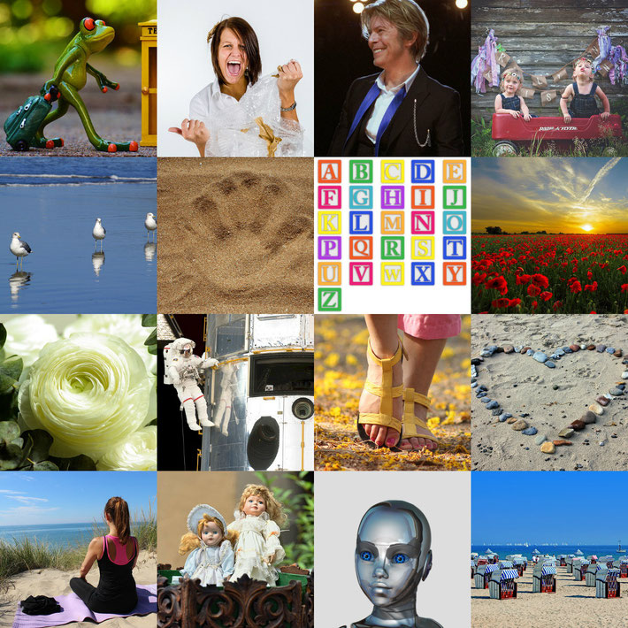 Un patchwork d'idées, lectures, photos by Pixabay