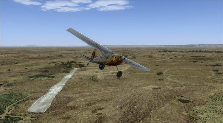 Nabwalya airstrip (FLBW)