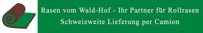 Wald-Hof - Rollrasen - Text Startseite