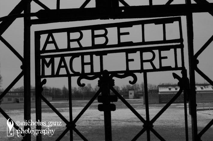 Dachau Camp, Germany, 2010