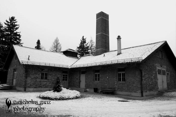Dachau Camp - crematory, Germany, 2010