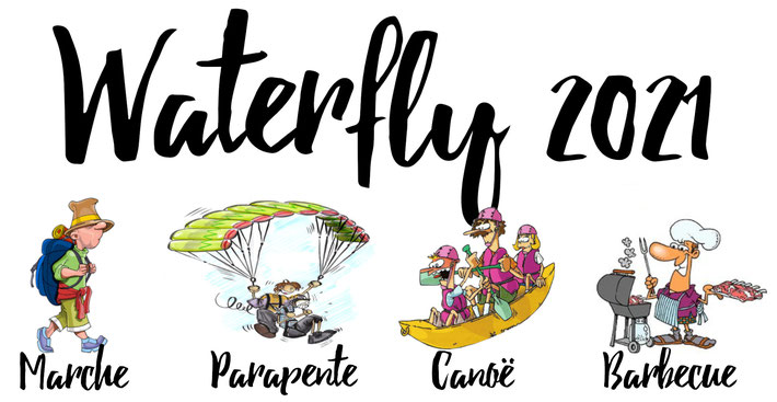 Rencontre amicale Waterfly 2021
