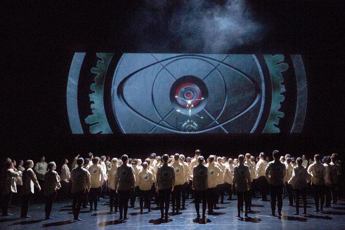Bildrecht obliegt Musiktheater im Revier