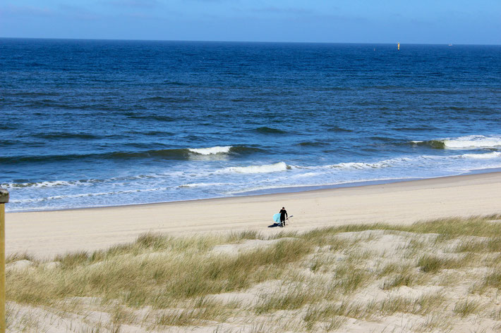 Stand up Paddling-Sylt-Strand