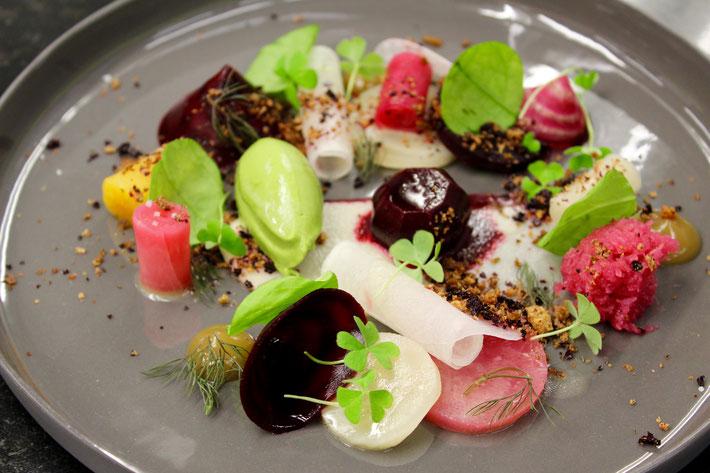 Vorspeise Restaurant Kai 3-Sylt-Foodblog-Hamburg