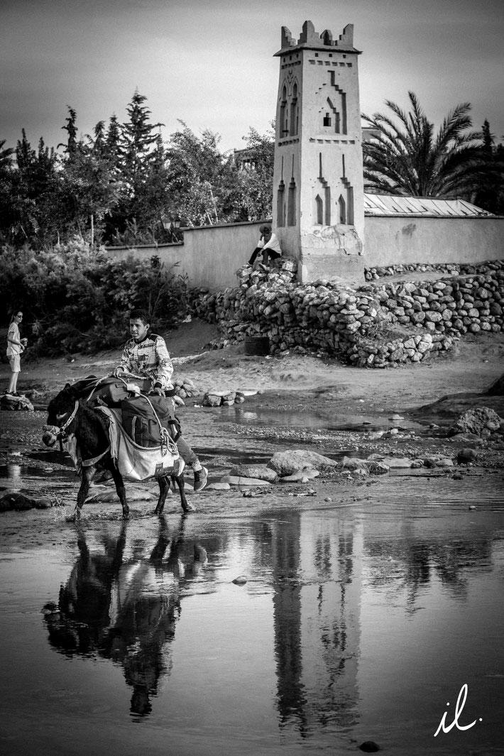 Aït-ben-Haddou, Maroc