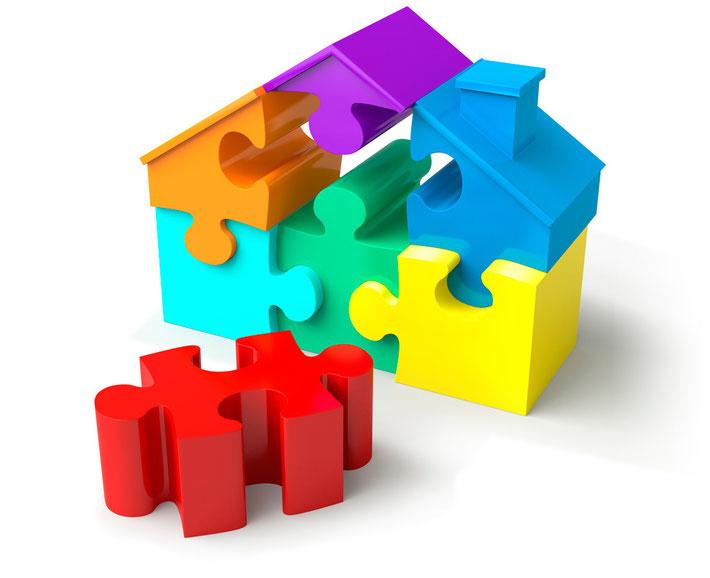 Für eine objektive Immobilienbewertung sind viele Kriterien entscheidend. Wir wissen, wie es geht.