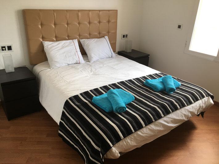 master bedroom appartement in Valencia