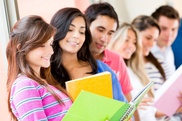オーストラリアで英語の勉強をしている留学生