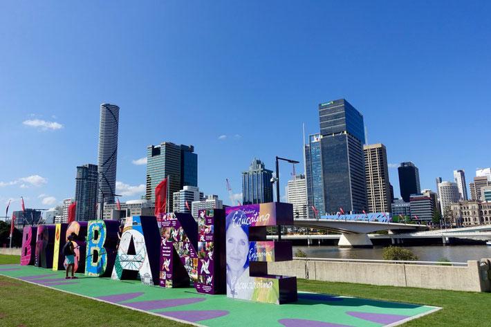 Welcome to Brisbane
