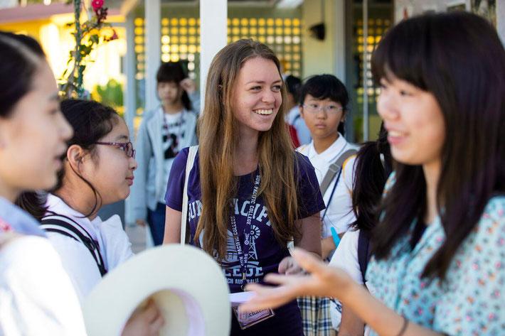 Sun Pacific College - Junior Program