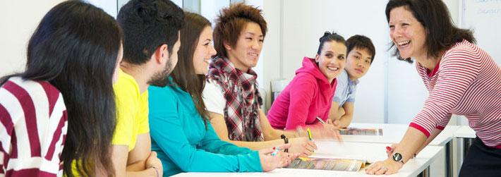 Ability English (Sydeny) 一般英語コースのクラスルーム