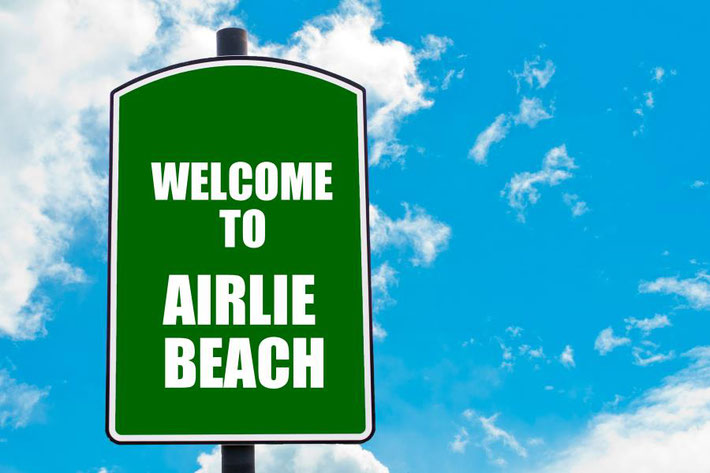 Welcome to Airlie Beach